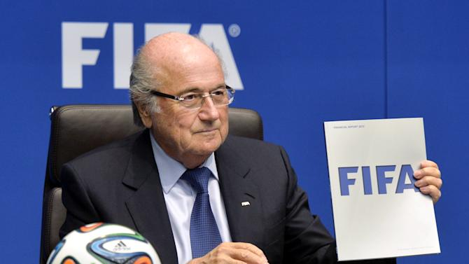 Blatter: No comment on Qatar 2022 payment claims