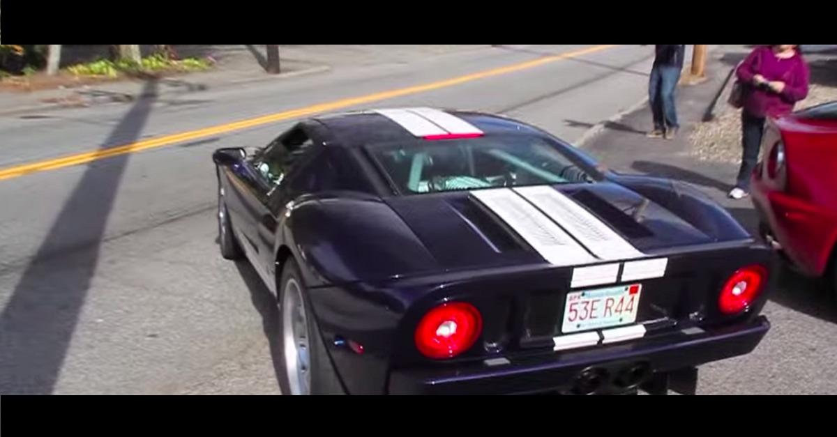 Ever Seen A Ford GT Like This? (You Gotta See It)