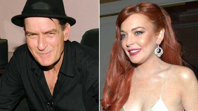 Sheen Says Lohan Never Thanked Him (ABC News)