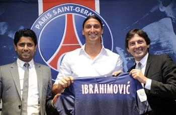 Ibrahimovic set to make PSG debut versus D.C. United