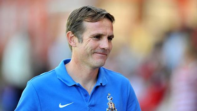 Phil Parkinson believes Gillingham and Port Vale are the 'stand-out' teams in League Two