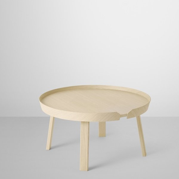 Muuto wooden table - 449 - Muuto