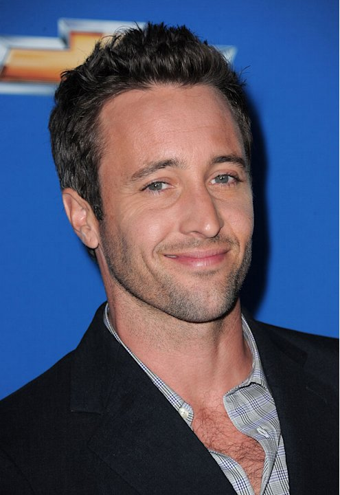 Alex O'Loughlin of &quot;Hawaii Five-0&quot; arrives at the CBS Fall Season Premiere party at The Colony on September 16, 2010, in Los Angeles. 