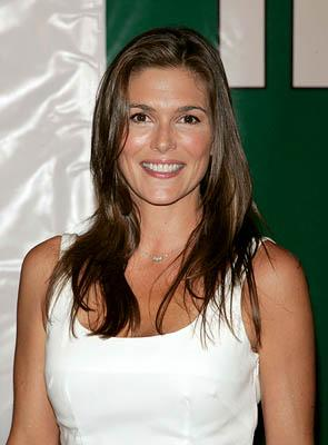 Paige Turco at the New York premiere of Walt Disney Pictures' Invincible
