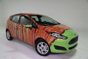 Ford Introduces First Bacon-Wrapped Car, Satisfying Even the Most Insatiable Appetite
