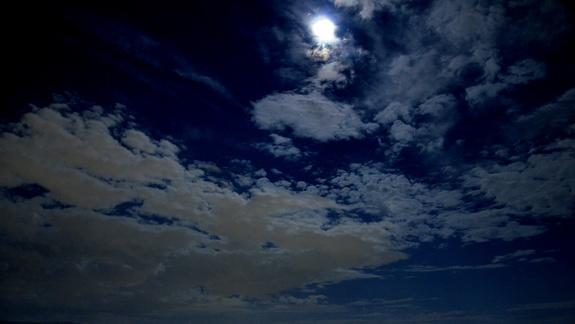 'Blue Moon' of 2012: See the First Photos