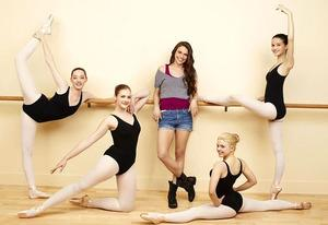 Bunheads | Photo Credits: Andrew Eccles/ABC Family