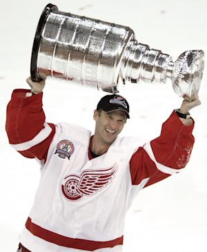 Hasek, Modano, Forsberg, Blake headed for Hall