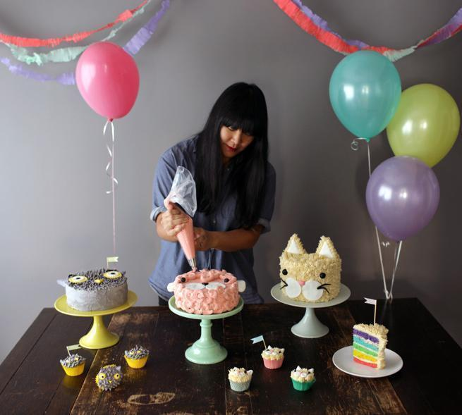 After Breast Cancer Diagnosis, a Baking Blogger Uses Cake to Tell Her Story
