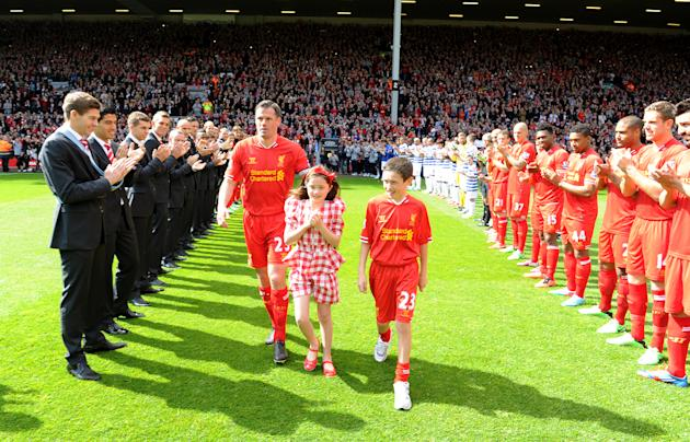 Liverpool v Queens Park Rangers - Premier League