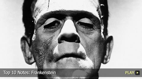 Top 10 Notes: Frankenstein