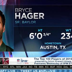 St. Louis Rams pick linebacker Bryce Hager No. 224 in 2015 NFL Draft