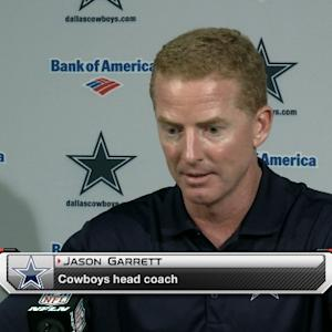 Dallas Cowboys postgame press conference