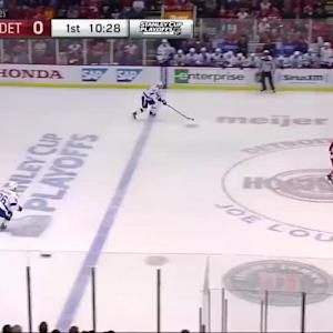 Tampa Bay Lightning at Detroit Red Wings - 04/27/2015
