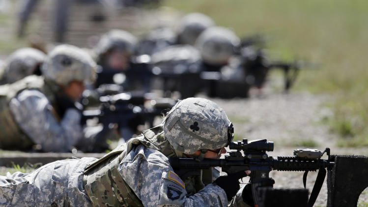 Military plans would put women in most combat jobs
