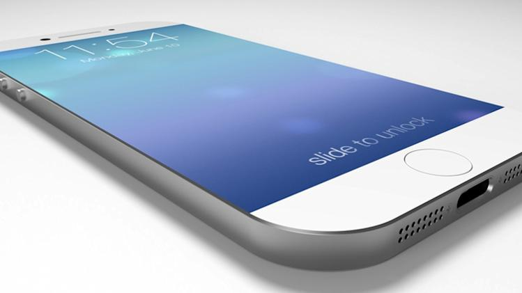 iPhone 6 design said to be finalized, including bigger 4.8-inch display