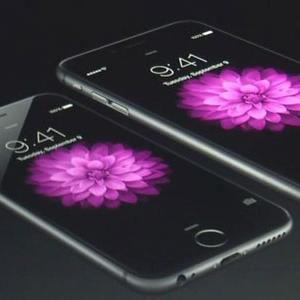iPhone Sales Give Apple Record Quarter