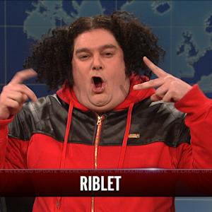 Weekend Update: Riblet