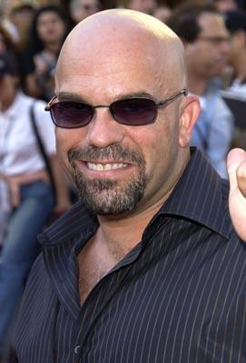 Lee Arenberg at the LA premiere of Walt Disney's Pirates Of The Caribbean: The Curse of the Black Pearl