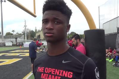 4-star CB Trayvon Mullen talks LSU, Florida State, visit schedule
