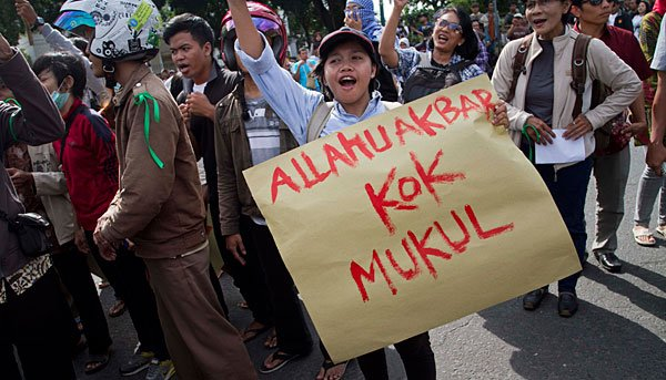 Warga NU Sesalkan Pembubaran Diskusi Irshad Manji 