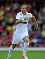 Andre Villas-Boas believes Harry Kane, pictured, will make an impact in the Premier League this season