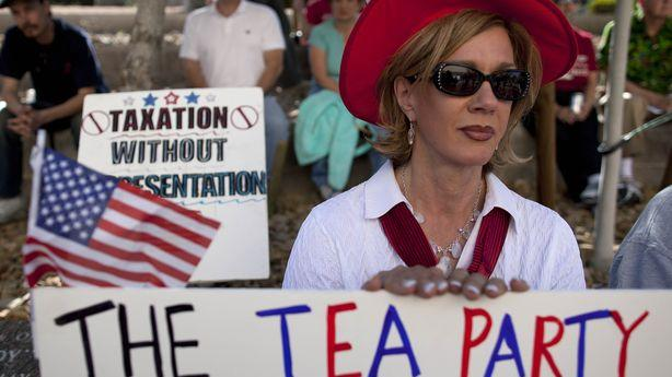 The Tea Party Gets an Apology from the IRS