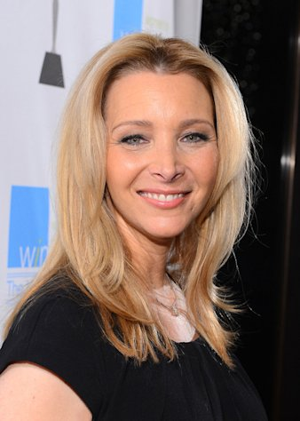Lisa Kudrow attends the 14th Annual Women's Image Awards in Hollywood on December 12, 2012.