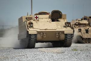 BAE Systems Submits Bid for Highly Survivable, Affordable Armored Multi-Purpose Vehicle