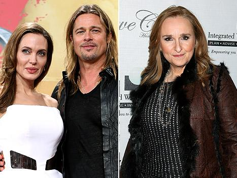 Brad Pitt Responds to Melissa Etheridge's Angelina Jolie Mastectomy Comments