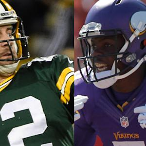 Packers at Vikings Preview