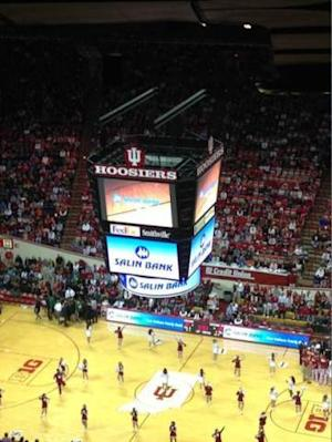 Indiana Hoosiers Welcome Salin Bank & Trust as Corporate Partner in Multi-Year Agreement