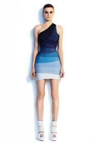 Herve Leger Pre Fall Collection 2010