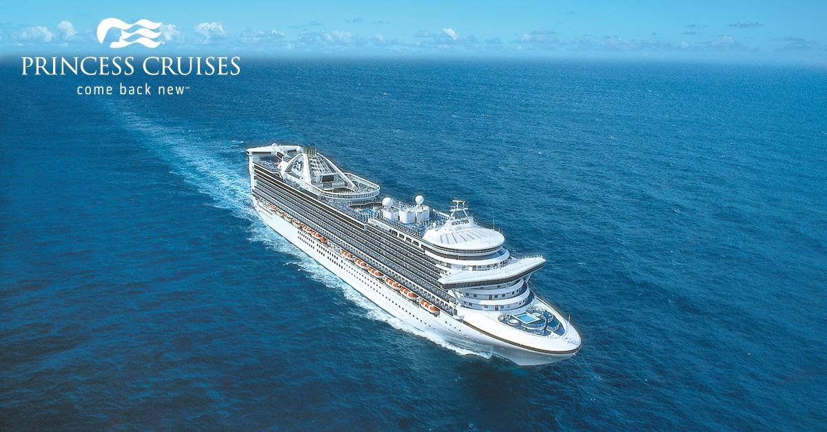 Cruise Roundtrip from SF with Princess Cruises!