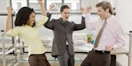 This article talks about how to make your employees happy. It says what you need to do to ensure that your employees stay happy and how your work environment can be filled with a positive and cheerful vibe