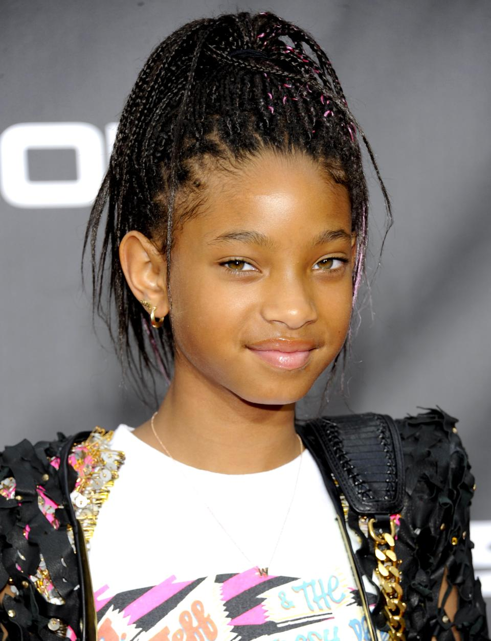 "FILE - In this June 28, 2011 file photo, singer Willow Smith attends the ""Transformers: Dark Of The Moon"" premiere in Times Square in New York. Smith  is one of many young singers blazing the charts. 969(AP Photo/Evan Agostini, file)"