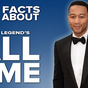 10 Fun Facts About John Legend's 'All of Me'