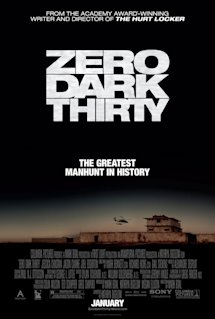Poster of Zero Dark Thirty