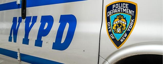 2 NYPD officers shot in patrol car