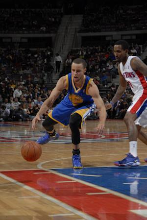 Warriors clamp down on Pistons in 104-96 win