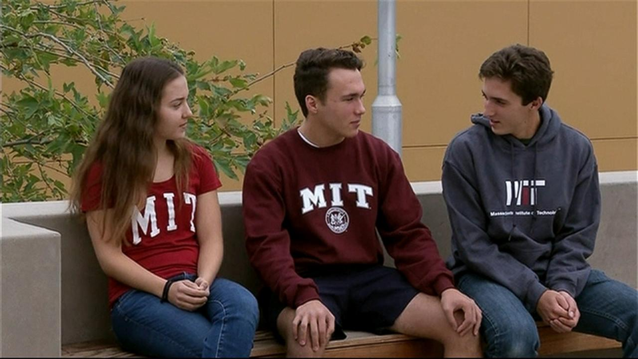 MIT-Bound California Triplets Made 'Incredible Sacrifices'