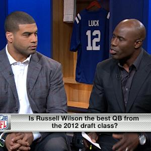 Seattle Seahawks QB Russell Wilson the top of the class?