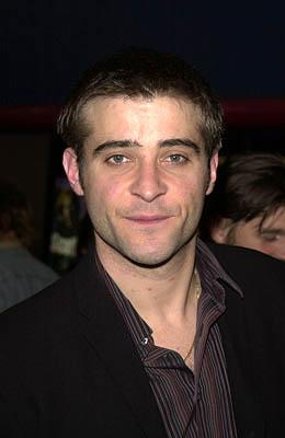 Premiere: Goran Visnjic at the Hollywood premiere for Lot 47's Scotland, PA - 2/4/2002