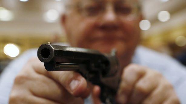 Gun Violence Is Bringing Down U.S. Life Expectancy