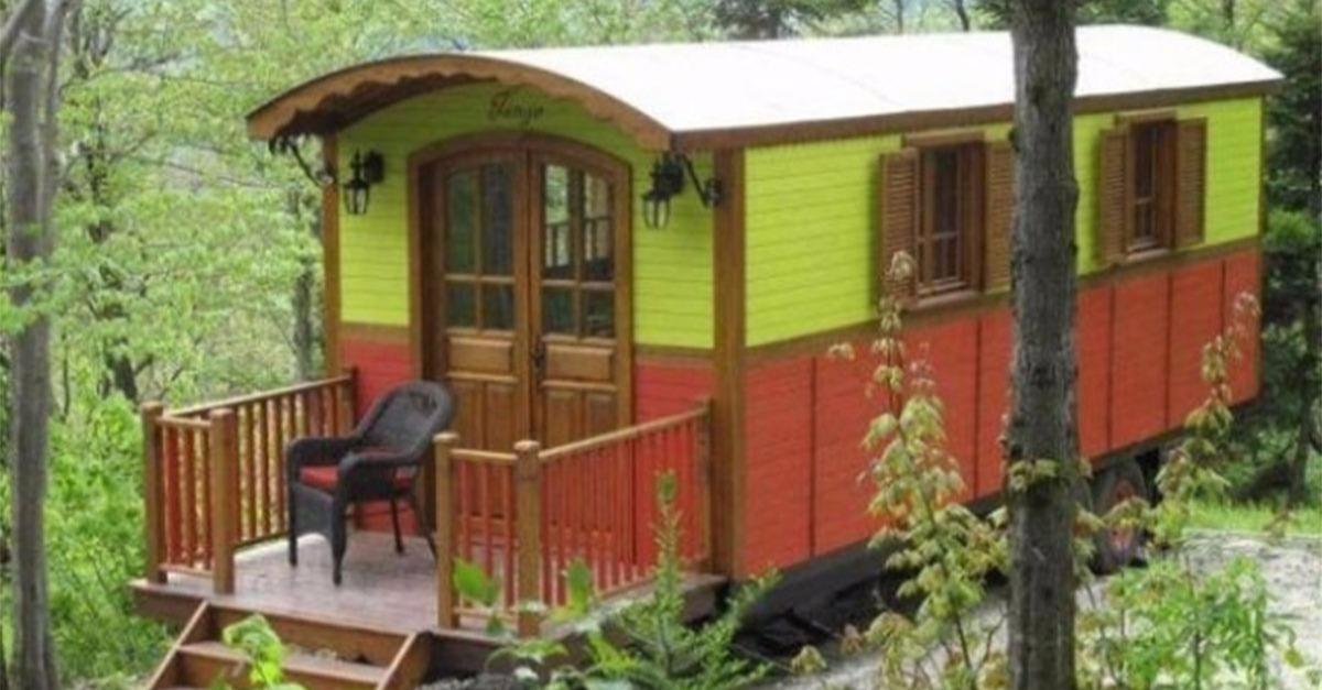 The Most Beautiful Tiny Houses
