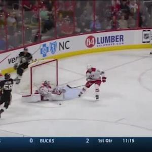 Penguins at Hurricanes / Game Highlights