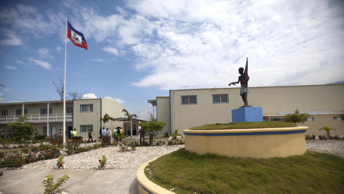 Study finds Haiti aid largely went to US groups