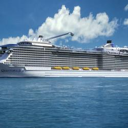 Royal Caribbean's Quantum Of The Seas Is The Future On A Cruise Ship