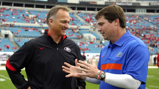 Florida, Georgia vying to stay in SEC East hunt