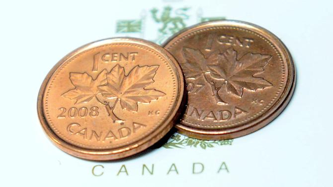In Canada, the penny's about to drop into history